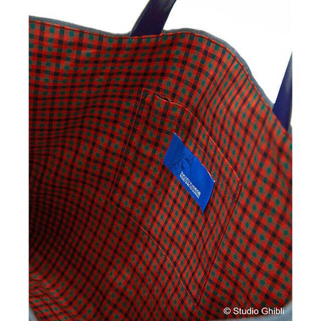 familiar(ファミリア)のfamiliar トトロ  コラボ トートバッグ 完売品 キッズ/ベビー/マタニティのこども用バッグ(レッスンバッグ)の商品写真