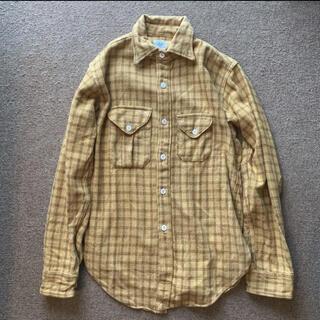 ポストオーバーオールズ(POST OVERALLS)のpostoveralls ポストオーバーオールズ チェックシャツ ネルシャツ(シャツ)