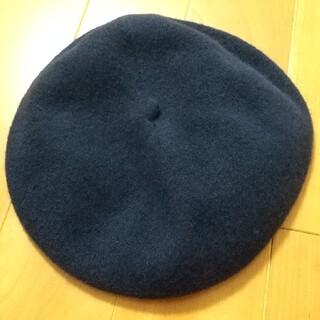 スタディオクリップ(STUDIO CLIP)の新品 未使用 スタジオクリップ ベレー帽(ハンチング/ベレー帽)