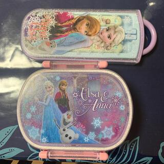 アナと雪の女王 - アナ雪 お弁当箱 お箸セット