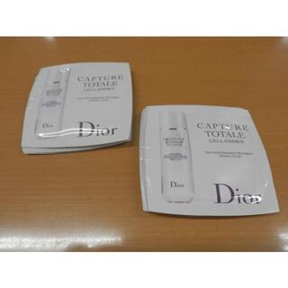 クリスチャンディオール(Christian Dior)のクリスチャンディオール カプチュールトータルセル ローション 10個【(化粧水/ローション)
