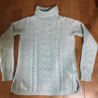 ギャップキッズ(GAP Kids)のハイネックセーター160cm(ニット)