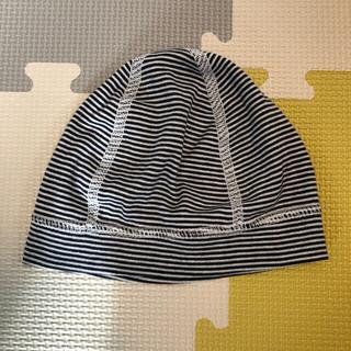 プチバトー(PETIT BATEAU)のプチバトー ベビーキャップ(帽子)