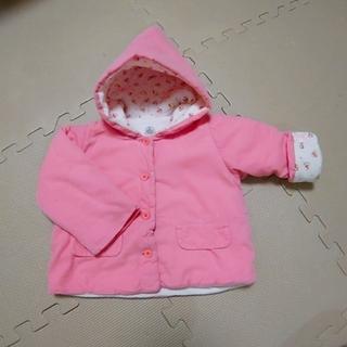 プチバトー(PETIT BATEAU)のプチバトー 小人帽子 コート(ジャケット/コート)