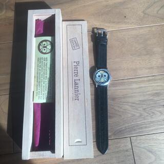 ピエールラニエ(Pierre Lannier)のPierreLannier  世界限定モザイクウォッチ フクロウ(腕時計)