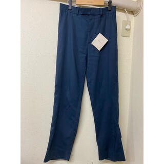 ラフシモンズ(RAF SIMONS)のnamacheko 20ss muuyaw trouser sizeS(スラックス)