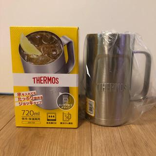 サーモス(THERMOS)のサーモス真空断熱ジョッキ(グラス/カップ)