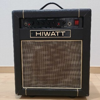 HIWATT ベースアンプ 30 BASS(ベースアンプ)