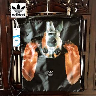 adidas - アディダス リタオラ ドッグ ナップサック リュック 犬 ビーグル ジャージ