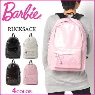 バービー(Barbie)のバービー リュック ブラウン 皮(リュック/バックパック)