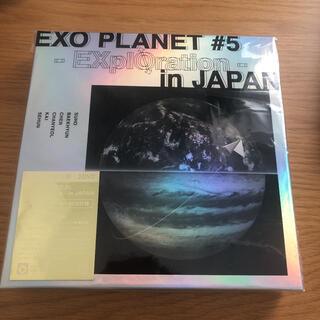 エクソ(EXO)のEXO PLANET#5-EXplOration  Blu-ray(ミュージック)