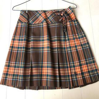 ザスコッチハウス(THE SCOTCH HOUSE)のスコッチハウス  スカート (ひざ丈スカート)