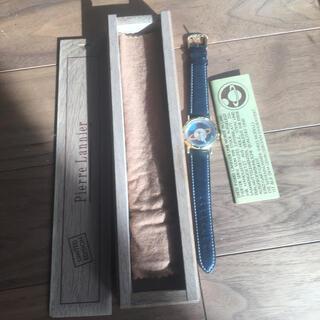 ピエールラニエ(Pierre Lannier)のPierre Lannier 世界限定モザイクウォッチ 土星(腕時計)