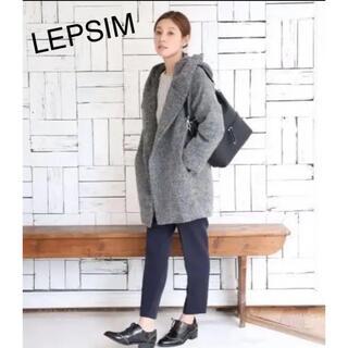 レプシィム(LEPSIM)のLEPSIM コート(ロングコート)