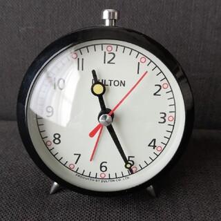 ダントン(DANTON)のDULTON ダルトン アラーム 時計(置時計)