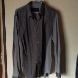 ロエン(Roen)のロエンネルシャツ。(Tシャツ/カットソー(七分/長袖))