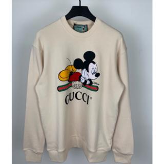 Gucci - ☆GUCCI☆ Disney x Gucci コラボスウェットシャツ♪