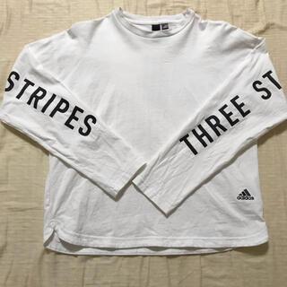 アディダス(adidas)のアディダス ロングTシャツS(Tシャツ(長袖/七分))