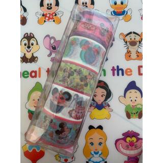 ディズニー(Disney)のディズニー スイーツ ミニー マステセット(テープ/マスキングテープ)