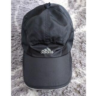 adidas - 【送料込:数回着用】adidas☆中がフリースの帽子!
