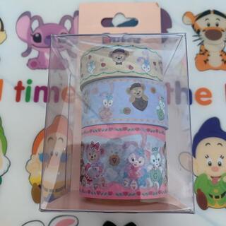 ディズニー(Disney)のディズニー ダッフィー マスキングテープ(テープ/マスキングテープ)