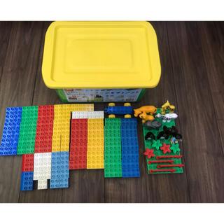レゴ(Lego)のLEGO 1歳半から楽しい動物園 アンパンマンセット付き(積み木/ブロック)