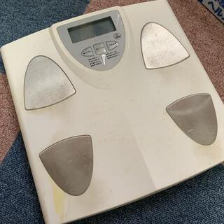 体重計 体組織計 ヘルスメーター(体重計)