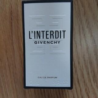 ジバンシィ(GIVENCHY)のGIVENCHY 香水 ランテルディ オーデパルファム 10ml(香水(女性用))