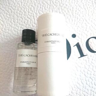 ディオール(Dior)のメゾンクリスチャンディオール テカシミア ミニボトル(香水(女性用))