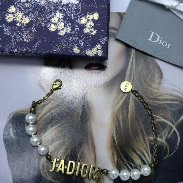 Dior(ディオール)のdior ブレスレット レディースのアクセサリー(ブレスレット/バングル)の商品写真