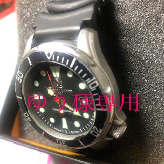 セイコー(SEIKO)のトーチマイスター1937diversプロフェショナル500m自動巻エアーダイバー(腕時計(アナログ))
