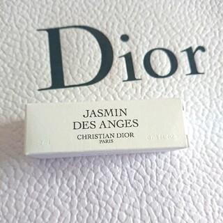 ディオール(Dior)のメゾンクリスチャンディオール ジャスミンデザンジュ ミニボトル(香水(女性用))