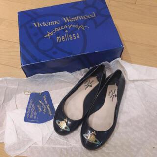 ヴィヴィアンウエストウッド(Vivienne Westwood)の【viviennewestwood】オーブ付きエナメルパンプス【Melissa】(ハイヒール/パンプス)