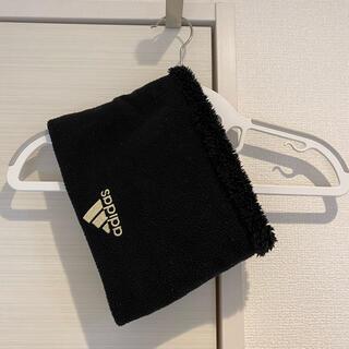 アディダス(adidas)のkids❤️アディダス/スヌード/ボア/ふわふわ  (マフラー/ストール)