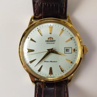 オリエント(ORIENT)のオリエント バンビーノ bambino 未使用品(腕時計(アナログ))