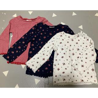 NEXT - nextbaby 長袖Tシャツ 9〜12m 3枚