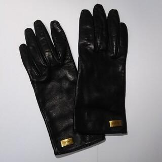 Gucci - GUCCIレザー手袋 レディース