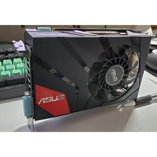 エイスース(ASUS)のGTX960 ASUS GTX960-MOC-2GD5 極美品(PCパーツ)