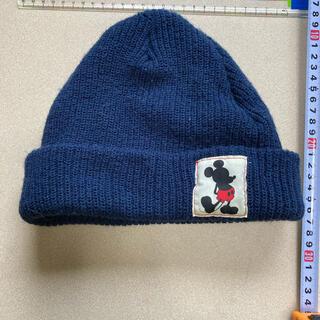 ディズニー(Disney)のニット(ニット帽/ビーニー)