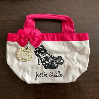 ジェシースティール(Jessie Steele)のjessie steele ジェシースティール ミニトートバッグ ランチバッグ(トートバッグ)
