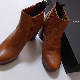 マークバイマークジェイコブス(MARC BY MARC JACOBS)のマークバイ マークジェイコブスのショートブーツ(ブーツ)