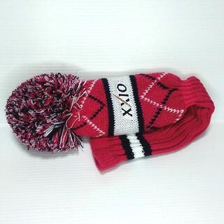 ダンロップ(DUNLOP)のゼクシオ【XXIO フェアウェイウッド用】ピンク ヘッドカバー 新品N(その他)