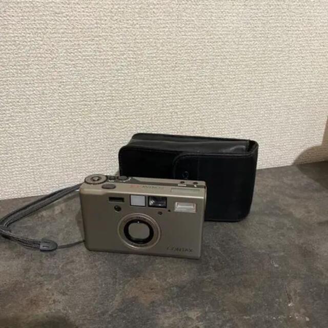 京セラ(キョウセラ)のcontax t3 データバック付き スマホ/家電/カメラのカメラ(フィルムカメラ)の商品写真