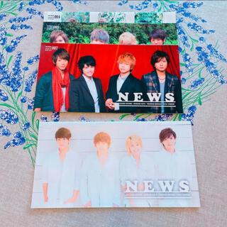 NEWS 会報 No.4.5.7.12(アイドルグッズ)