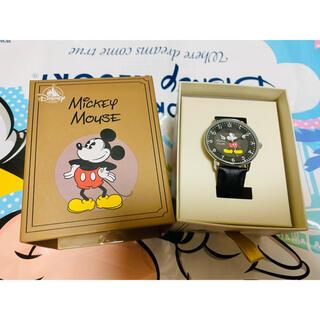 ディズニー(Disney)のミッキー 腕時計 香港ディズニーランド ディズニー(腕時計)
