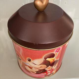 ディズニー(Disney)のDisney コーヒーチョコレートクランチ(S) 空き缶(菓子/デザート)