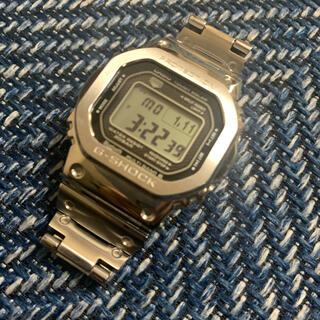 ジーショック(G-SHOCK)の最終値下げ【美品】元値10万 G-shock GMW-B5000(腕時計(デジタル))