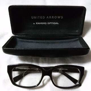 ユナイテッドアローズ(UNITED ARROWS)のUNITED ARROWS by KANEKO OPTICAL メガネ(サングラス/メガネ)