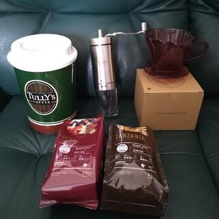 TULLY'S COFFEE - タリーズコーヒー。色々グッズセット