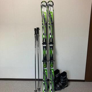 エラン(Elan)の168㌢ スキー 6点セット(板)